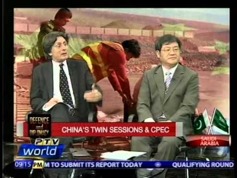 Defence & Diplomacy: China's Twin Sessions