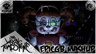 "FNAF 1-5 ""EPICGB MASHUP"" ORIGINAL AUDIO"
