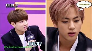 BTS JIN & NAMJOON CUTE FUNNY MOMENTS PT.3