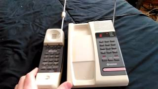 Vintage Southwestern Bell freedom phone cordless p