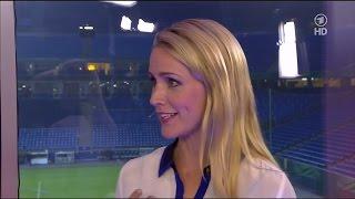 Judith rakers - sportschau 29.10.2014 ...