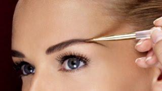 ❀♡Как красиво накрасить брови тенями❀♡(Видео урок: Как красиво накрасить брови тенями. Каждая женщина стремится стать еще более красивой. И во..., 2015-05-31T14:45:46.000Z)