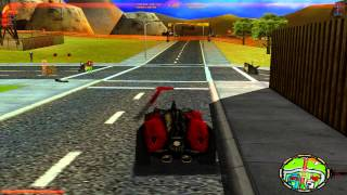 Carmageddon TDR 2000 Gameplay