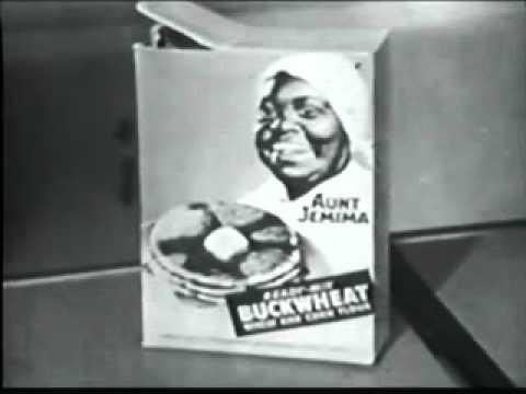 Aunt Jemima Commercial 1955