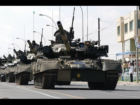 GREECE CYPRUS MILITARY POWER