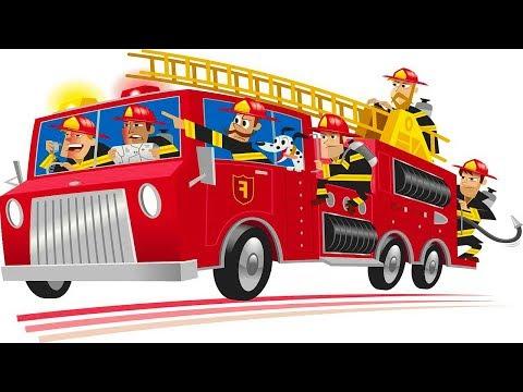 Мультфильм про пожарную машину полнометражный