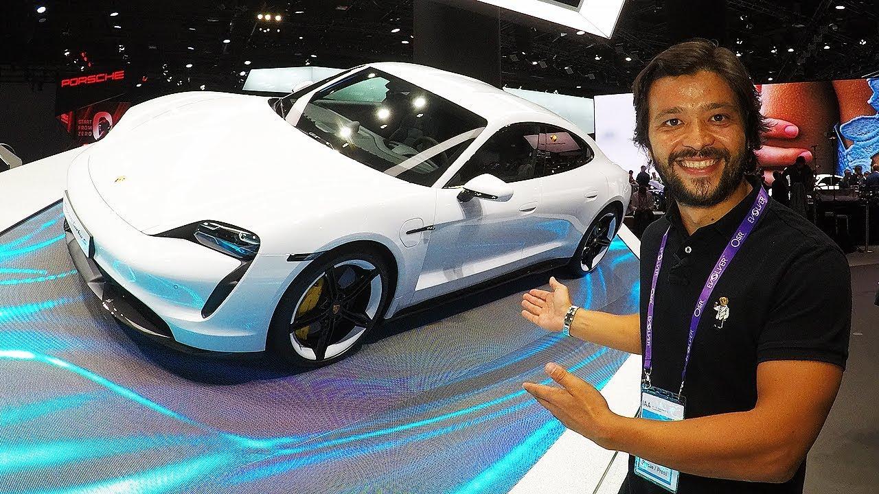 Frankfurt Otomobil Fuarı 2019 - Gelecek elektrikli mi ...