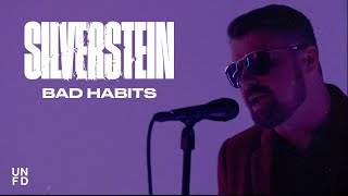 Silverstein - Bad Habits [Official Music Video]