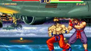 龍虎の拳2 - タクマ : 3442874pts.