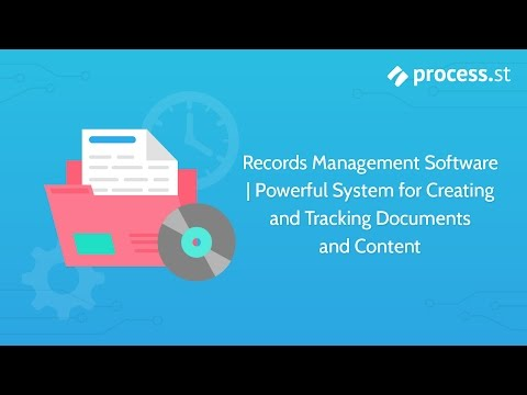 Records Management Software | Powerful System for Creating and Tracking Documents and Content