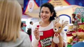 Toy Commercial 2014 - Build A Bear Workshop - Santa's Reindeer - The Most Fun You'll Ever Make