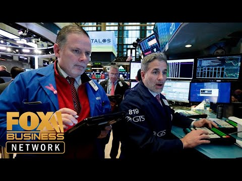 Are trade tensions pushing markets lower?