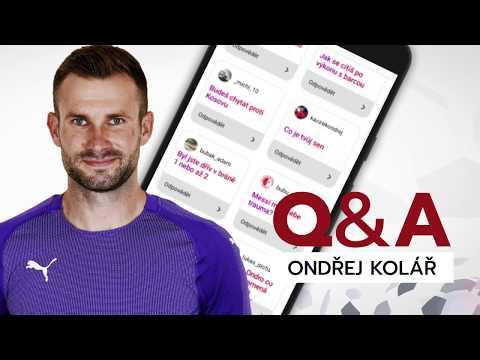 Instagram Q&A: Ondřej Kolář