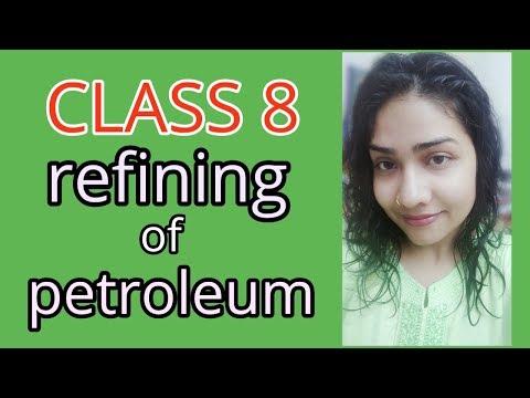 Refining Of Petroleum Of Petroleum