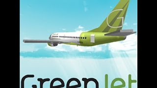 greenjet airlines review on roblox on the airbus a319