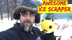 Awesome Ice Scraper