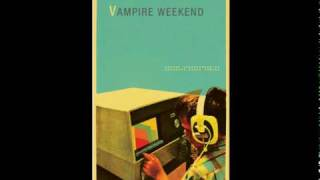 Vampire Weekend    ·   Taxi  Cab