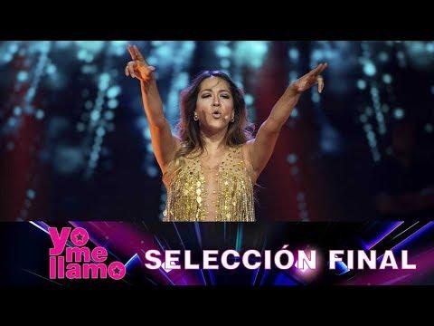 Yo Me Llamo Jennifer Lopez – Let's Get Loud – Selección Final