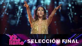 Yo Me Llamo Jennifer Lopez Let S Get Loud Selección Final