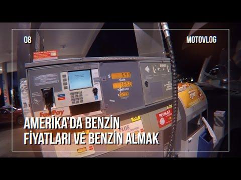 Amerika'da Benzin Fiyatları ve Kredi Kartı ile Benzin Almak