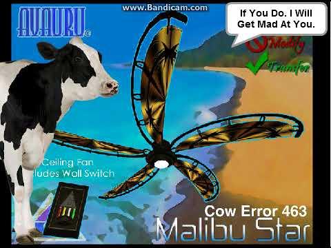Cow Error 463