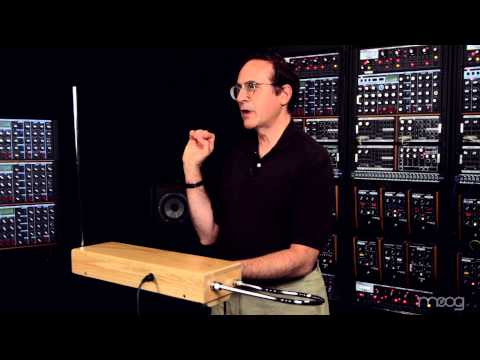 A Brief History of the Theremin | Albert Glinsky