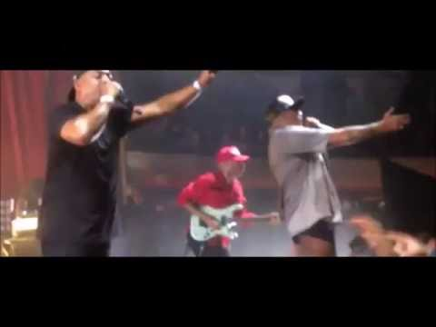 Prophets of Rage play 2nd live show @Palladium! work on new music! - Monstrance update