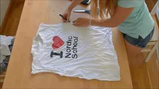 Реконструкция старых футболок! 6 идей | Vera Belinskaya(Blog: girlsdelights.blogspot.com instagram: @verabelinskaya tumblr: hasclaimedthis.tumblr.com., 2013-07-13T09:45:44.000Z)