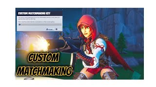 FORTINTE(LIVE) CUSTOM MATCHMAKING //#PS4LIVE PC// mobile XBOX !members Code:DWGAMER200