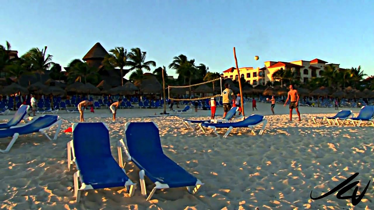 Sandos Beach Resort Spa Playa Del Carmen