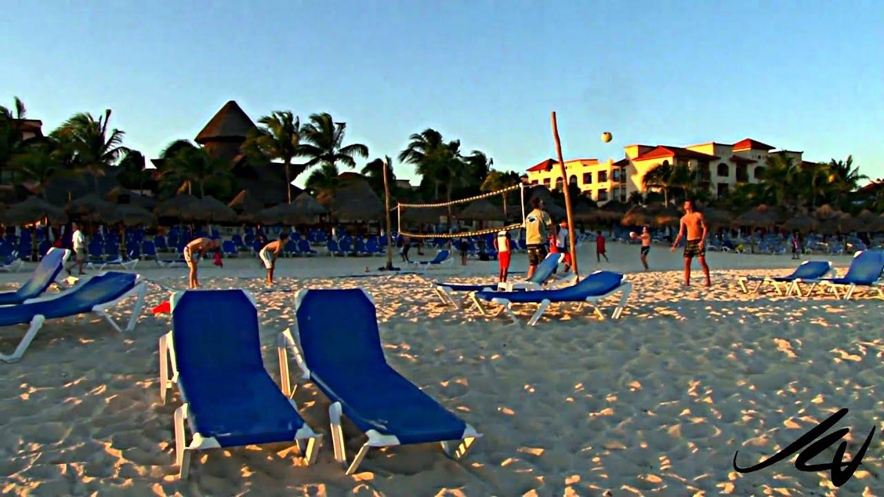 Sandos Playa Del Carmen Beach Resort Spa
