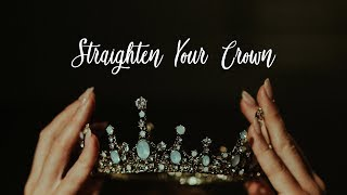 Straighten Your Crown | Pastor Melinda Knight | Week 2