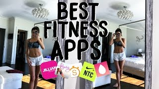 THE BEST FITNESS APPS TO GET IN SHAPE | Natalie Barbu