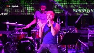 Macaco en concierto
