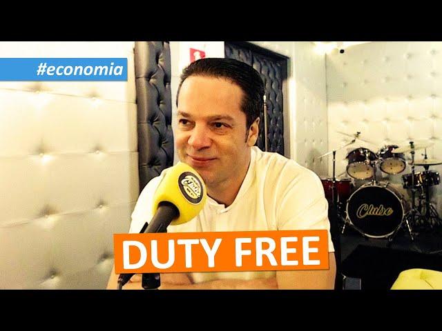 #economia   DUTY FREE