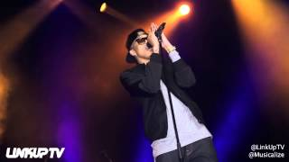 August Alsina performs Make It Home & Downtown at Musicalize, LONDON 2014   Link Up TV