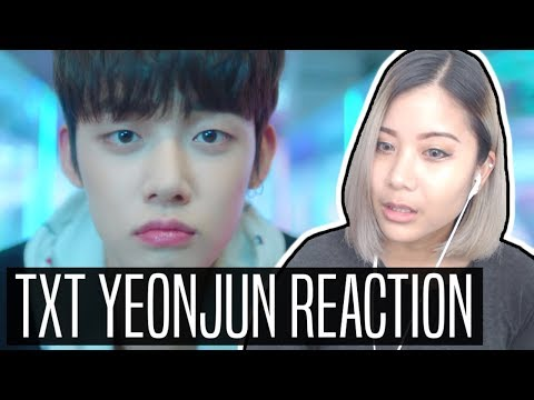 TXT YEONJUN (연준) THEORY/REACTION | 'Introduction Film - What do you do?' 투모로우바이투게더