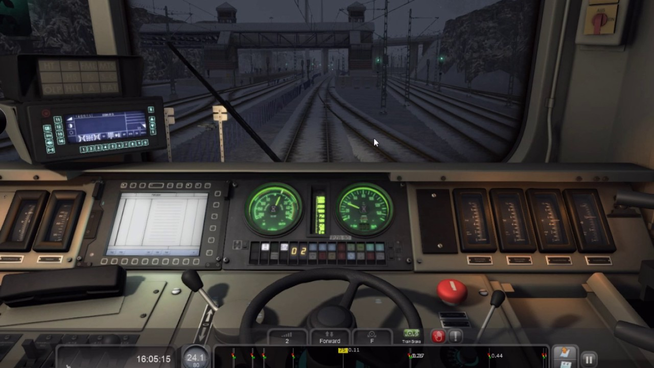 Train Simulator Finland