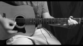 "Breaking Benjamin ""Give Me a Sign"" [Acoustic Guitar Cover]"