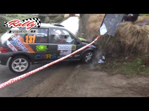 54 Rally Princesa de Asturias 2017 [HD] Crash and Big Show by Rally Video 83