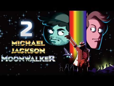 Michael Jackson's Moonwalker - EP 2: Pooches | SuperMega