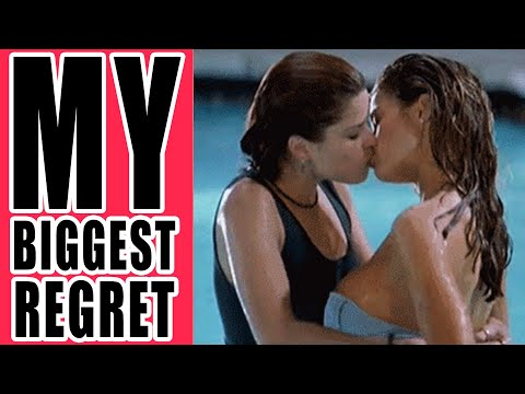 2 Girls Kissing,  1 Big Regret