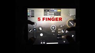 5 FINGERS HANDCAM   Solo Vs Squad   PUBG Mobile