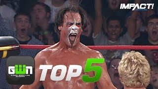 5 GREATEST Bound for Glory Moments in IMPACT Wrestling History | GWN Top 5
