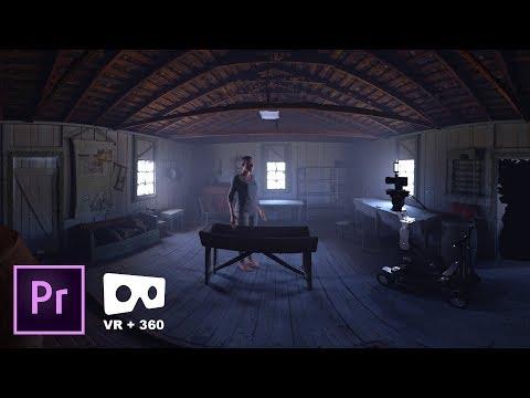 Adobe Premiere CC 2018 Immersive Video | VR 360 Tutorial Mp3