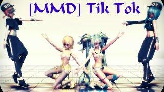 [MMD] Tik Tok [HS and Hip Hop Models]
