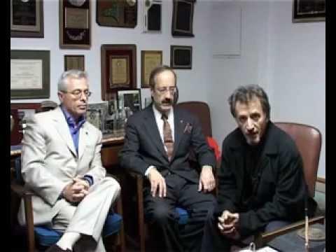 Cong. Engel, Harry Bajraktari & David Phillips interviews on Nov. 2008 US presidential elections
