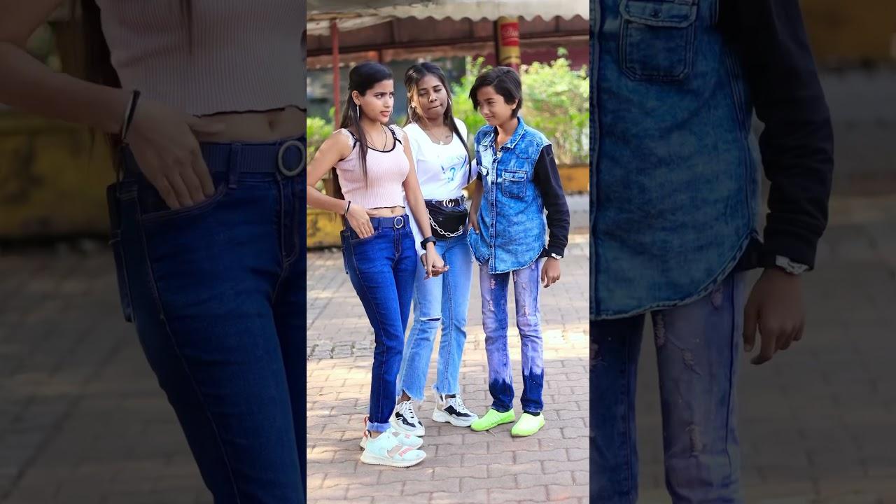Aaj Tak Kisi Ko kiss Nahi Kiya🤓😂 Annu Singh Owais Shaikh funny comedy #shorts #reelsprank #BRbhai