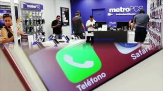 Commercial MetroPcs Store. Video Locator, Miami, Fl