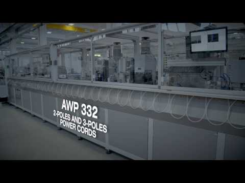 CURTI Wire Processing - AWP 332